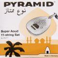 מיתרים לעוד פרמיד PYRAMID דגם 665/11