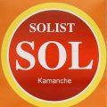 מיתרים SOLIST מקורי  לקמנצ'ה אזרי